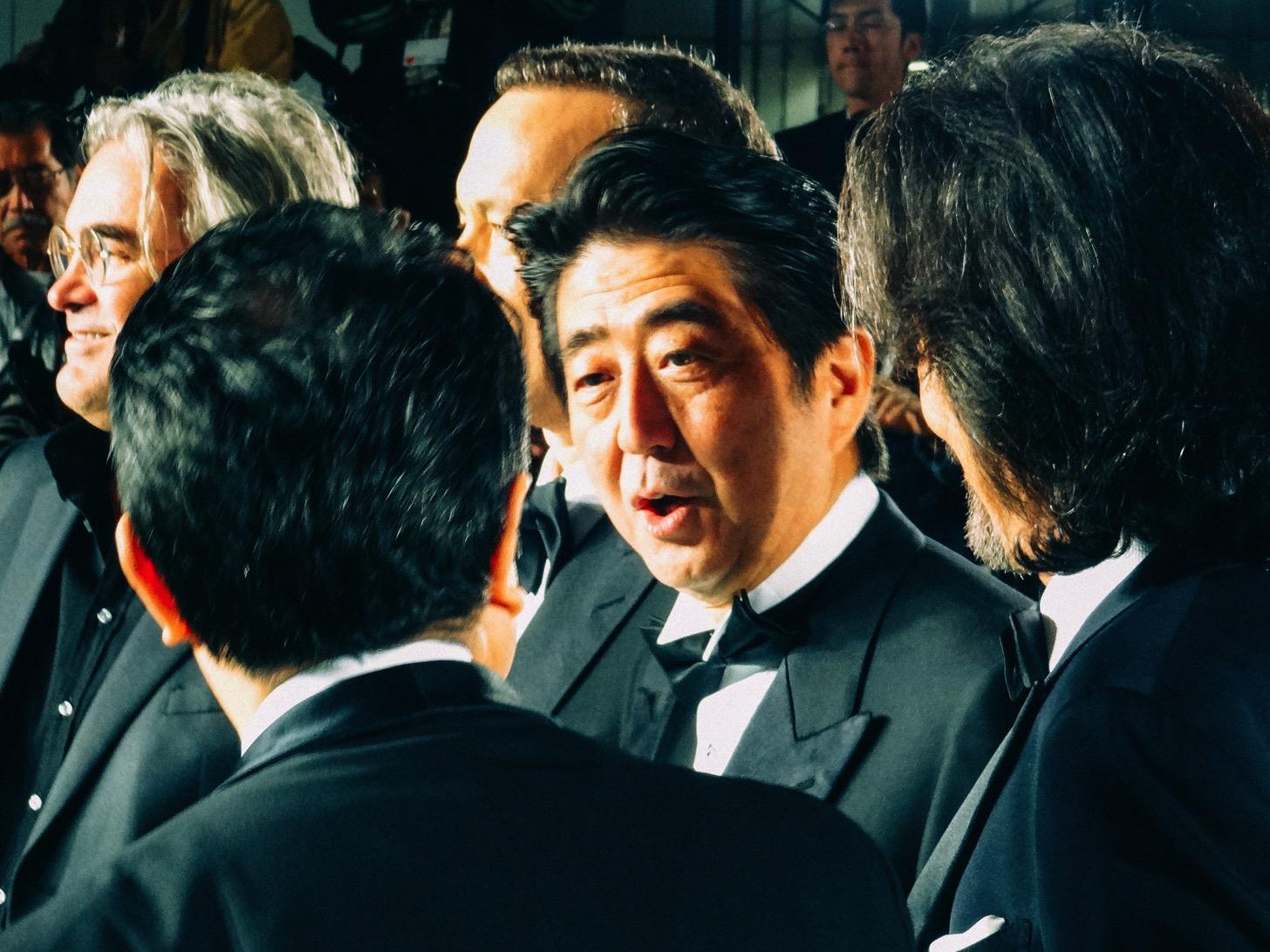 安倍首相「Appleの最先端の研究拠点が日本に置かれる」と発言