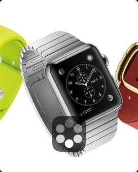 Apple Watchの写真アプリ3