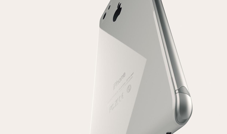 iPhone 8 ホワイト