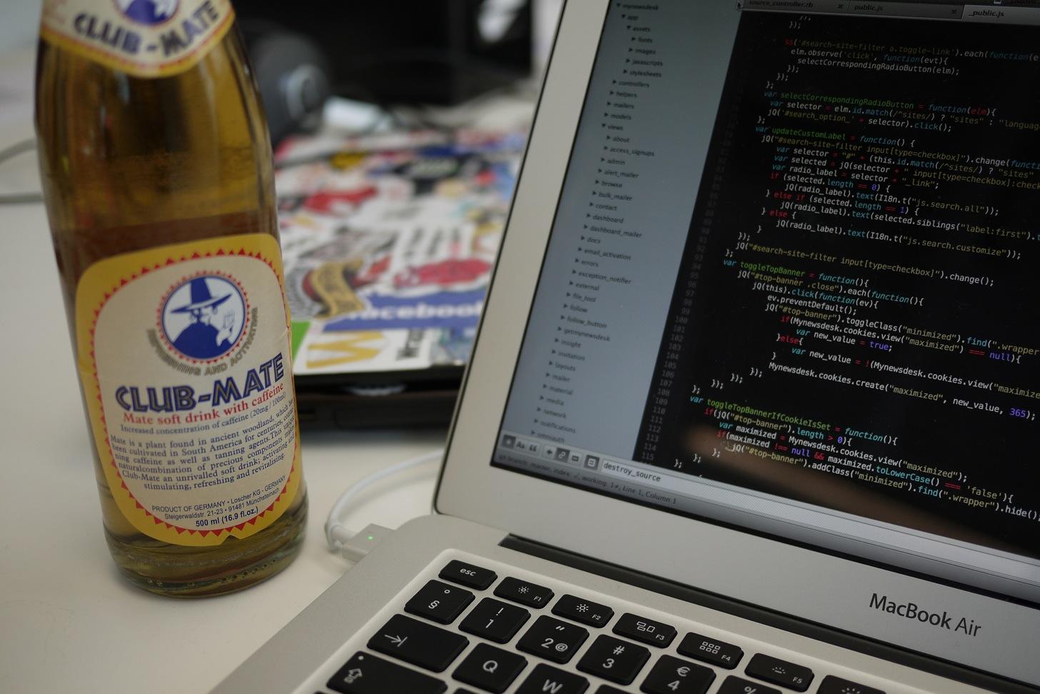 Macでプログラミング