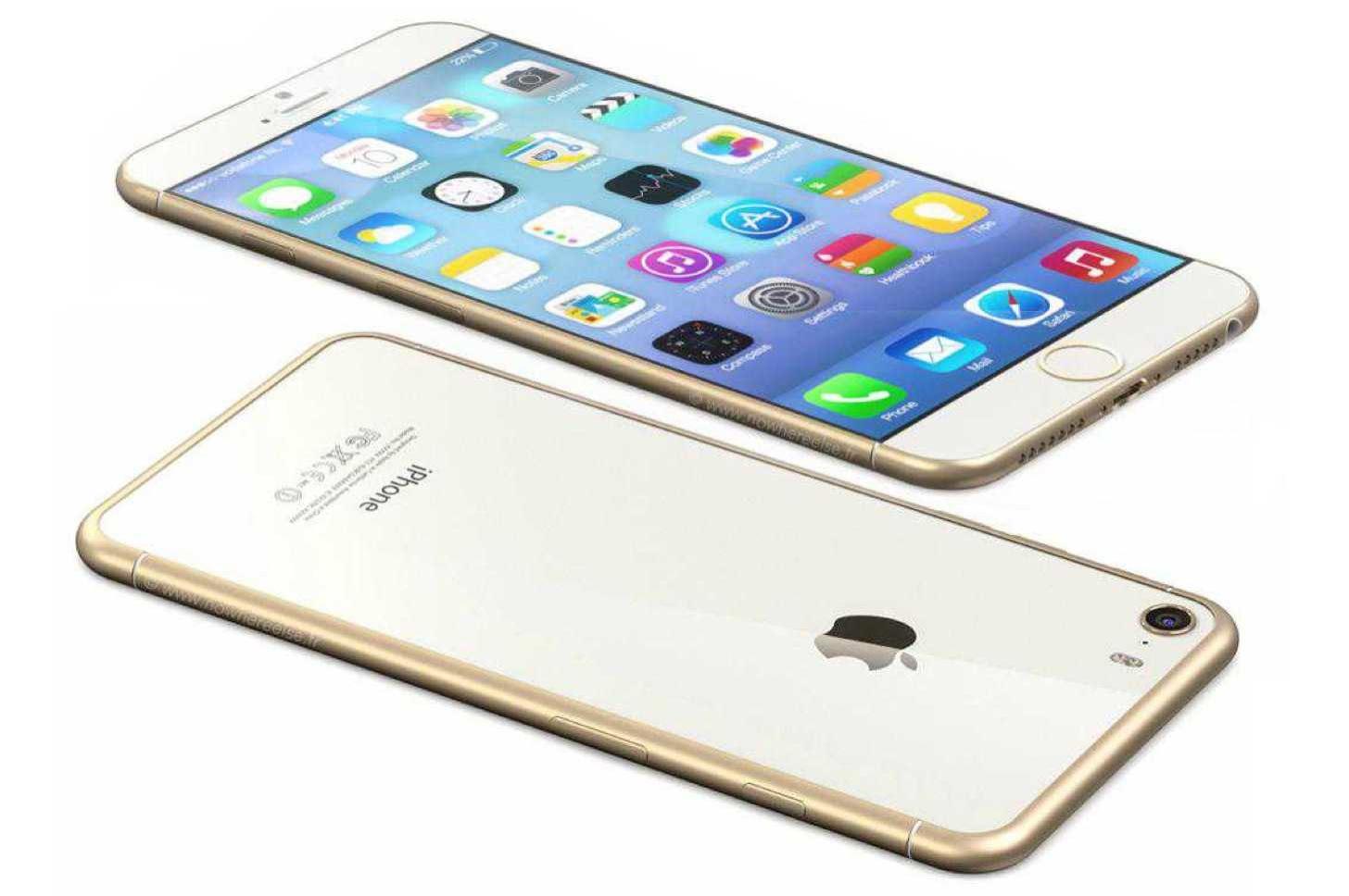 iPhone 6の4.7インチ版、5.5インチ版のサイズがリーク!? 表をつくってiPhone 5sと比較してみたけど…。