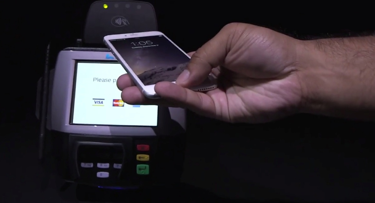 Apple pay 6