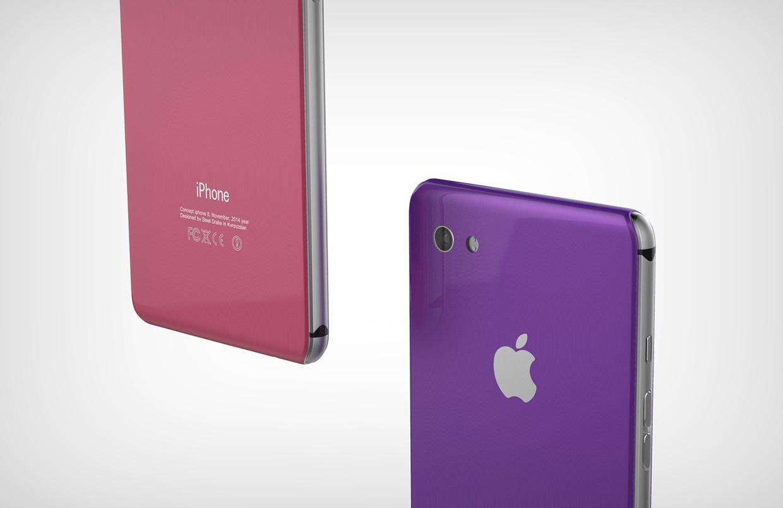 iPhone 8のカラーバリエーション