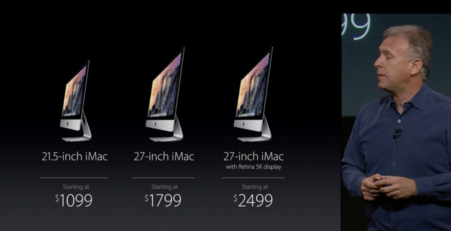 Imac with retina display 2014 6