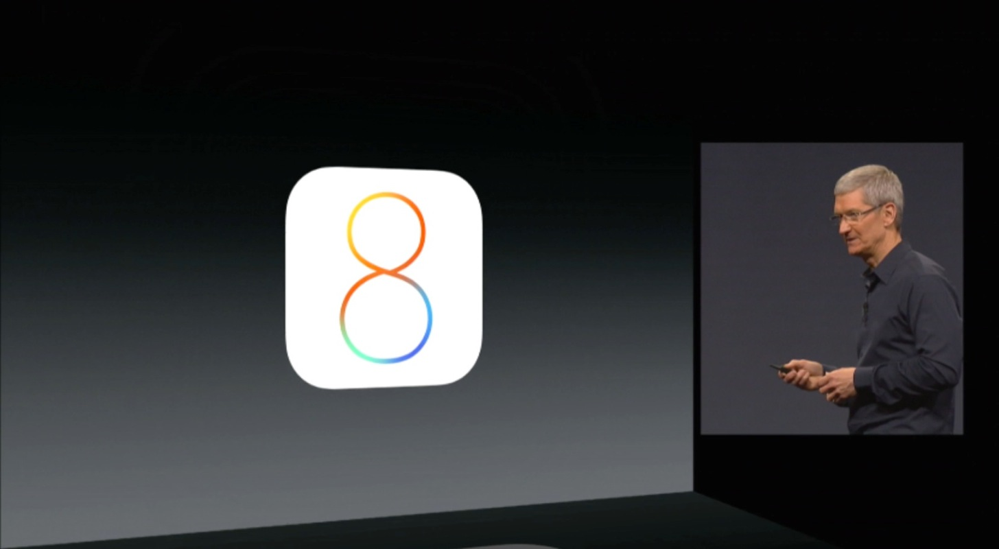 iOS8に新たに追加された13個の新機能まとめ
