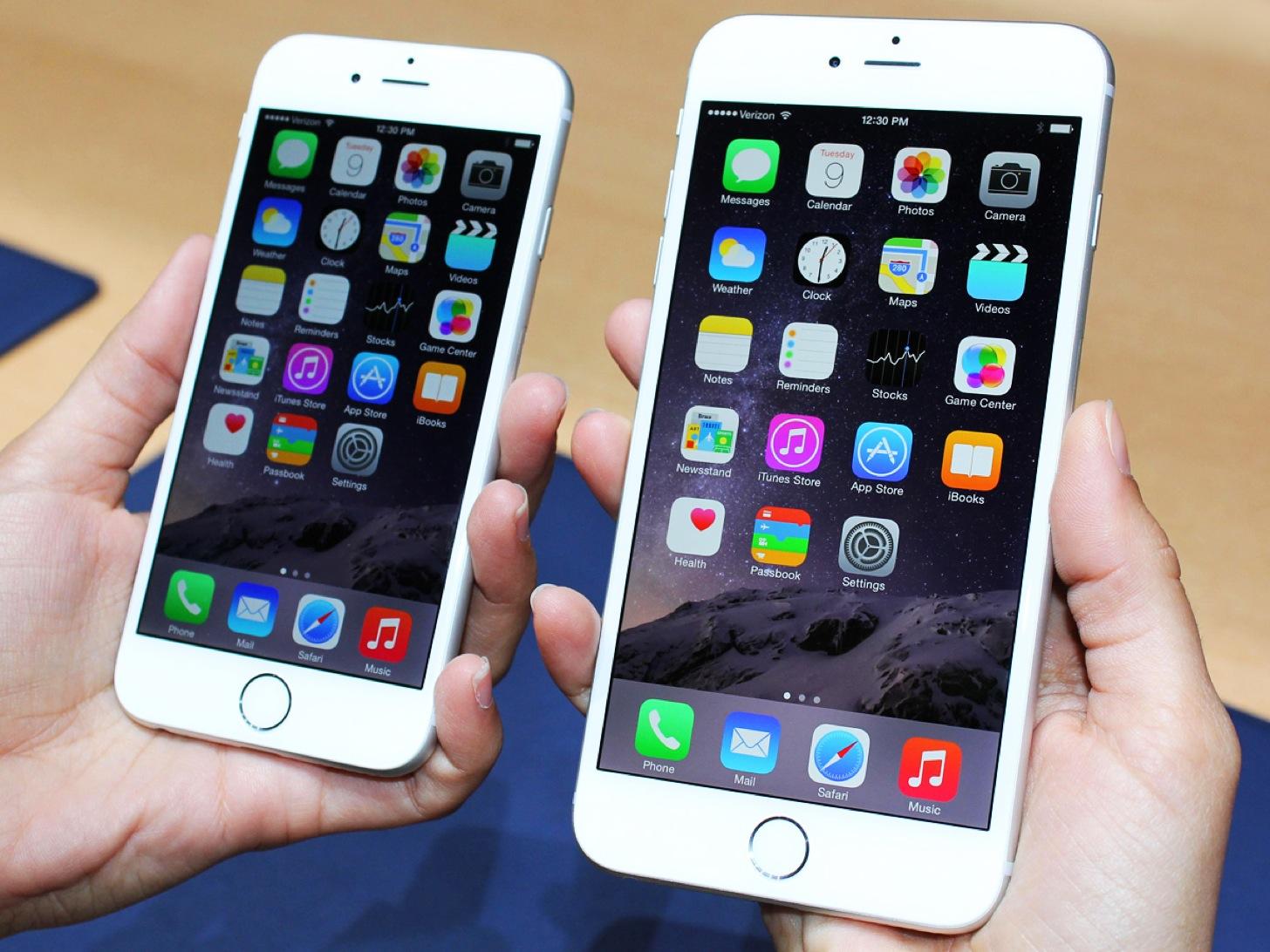 【iPhone 6 /iPhone 6 Plus】ドコモ / au / ソフトバンク / Apple Store でウェブ予約する際に便利な比較表!