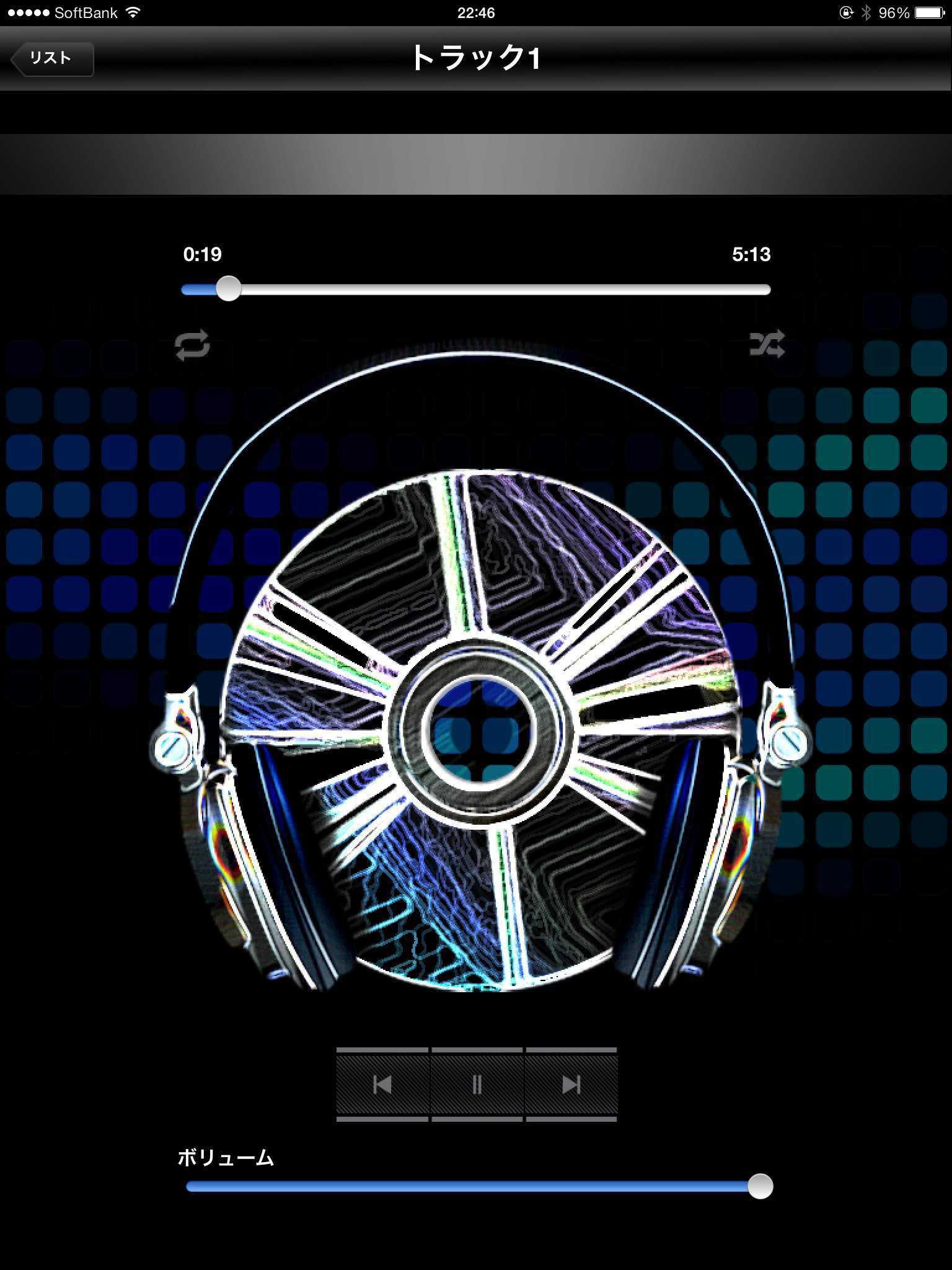 無線経由でiPhone/iPadで音楽再生も可能。