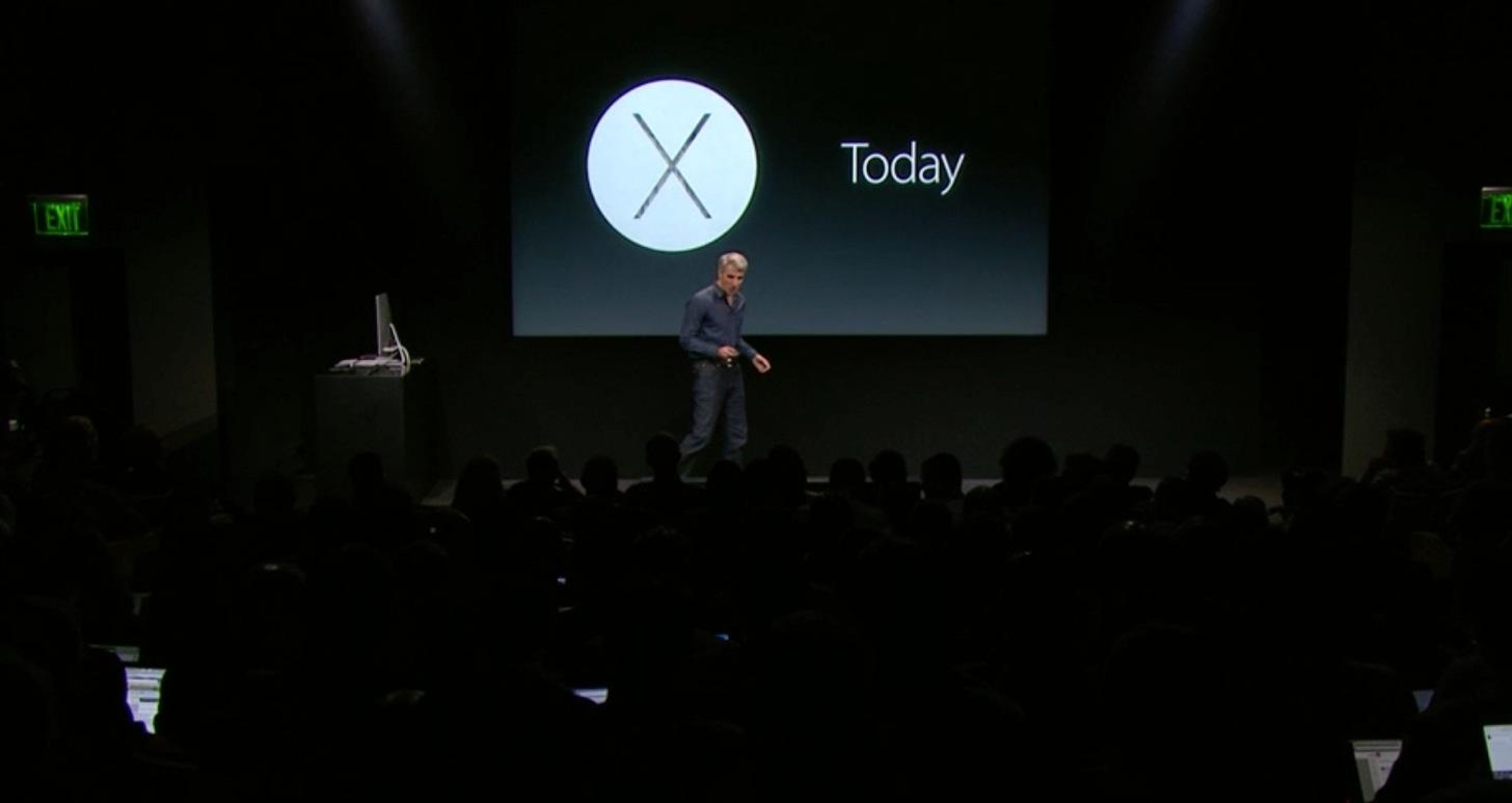 【速報】OS X Yosemiteは本日リリース。無料。
