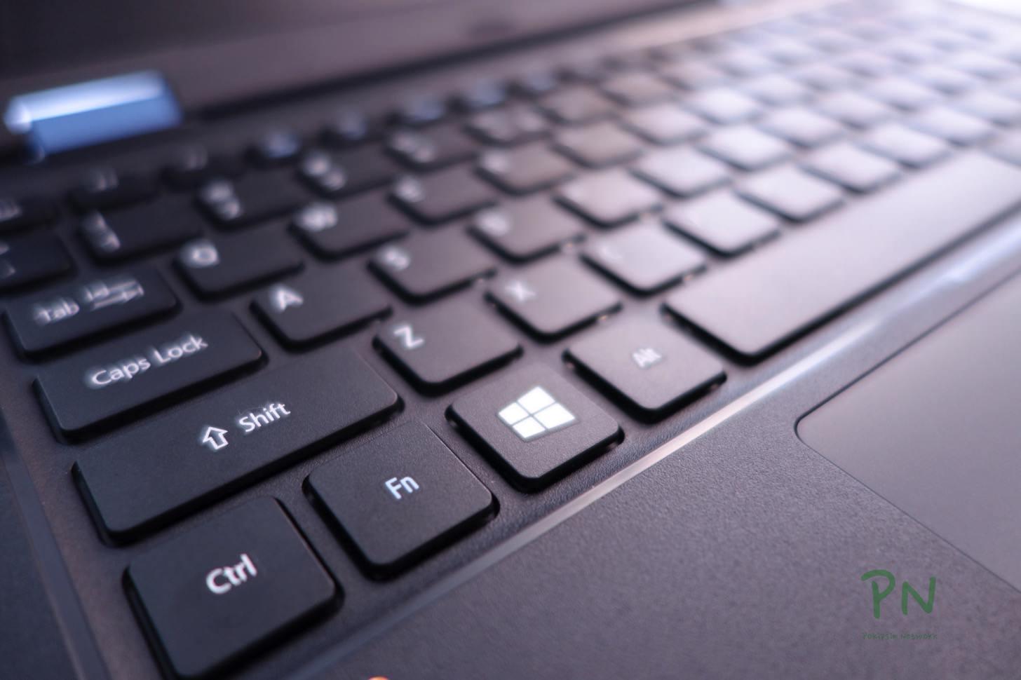 Windowsのキーボード