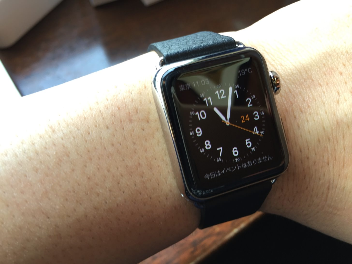 Apple Watchが使えるようになった!