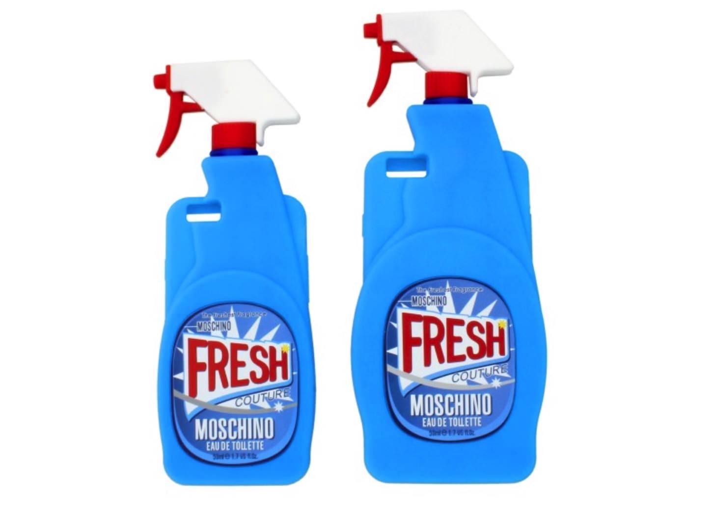 洗剤スプレー型iPhoneケース