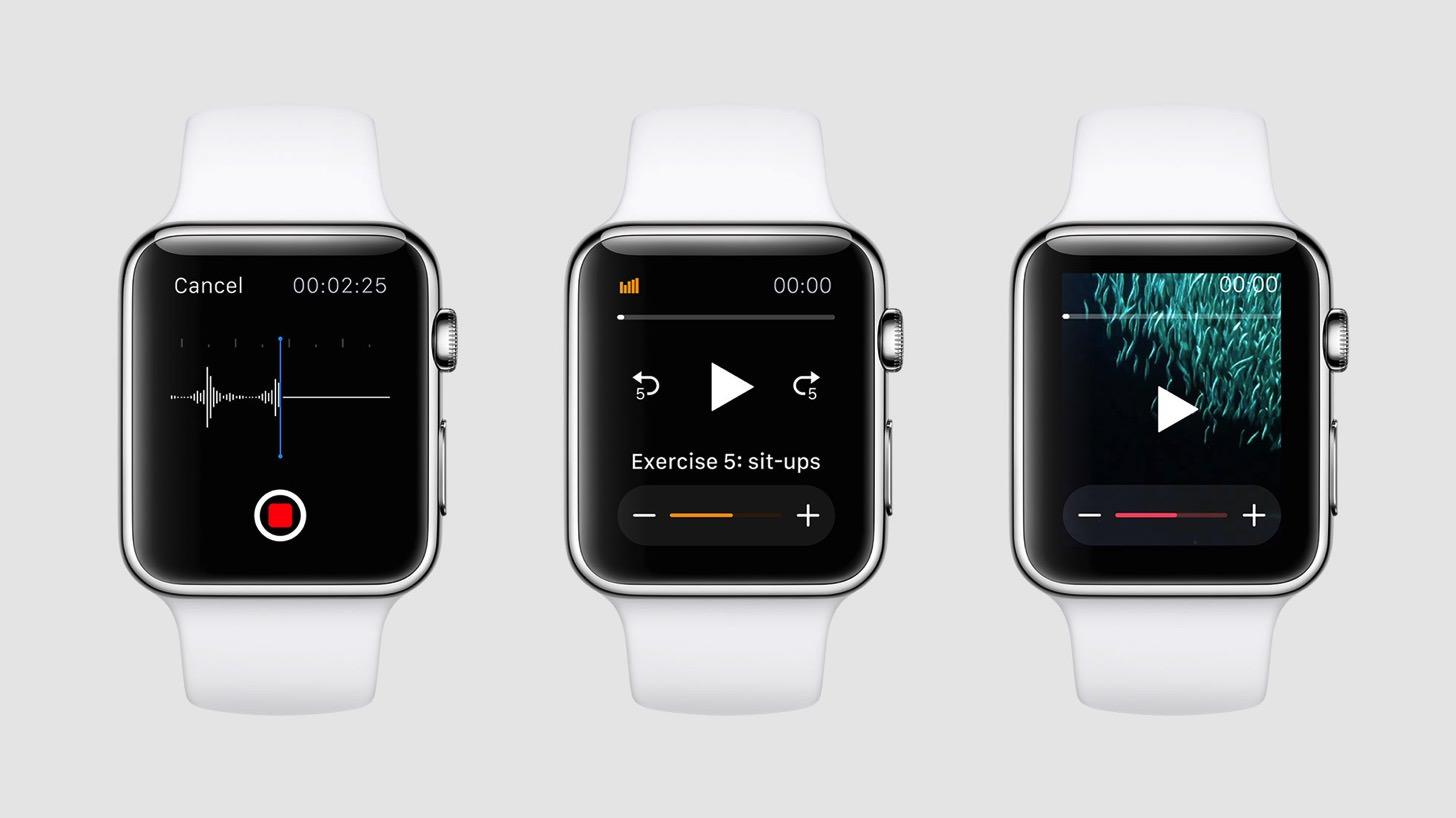 watchOS 2はネイティブアプリが動作可能