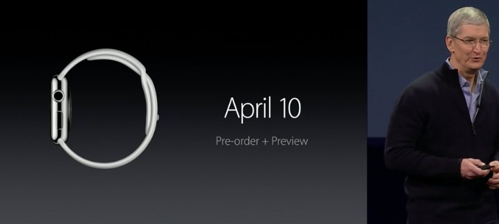 Apple watch release date1