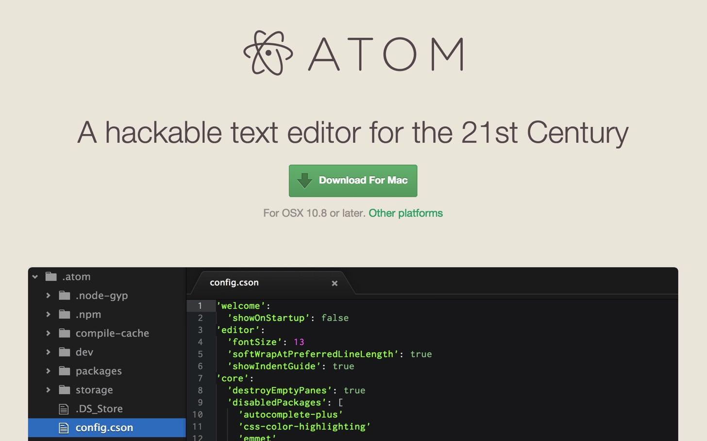 【Mac】Atom凄い!Markdownをリアルタイムでプレビューしながら書ける!HTML出力もできる!