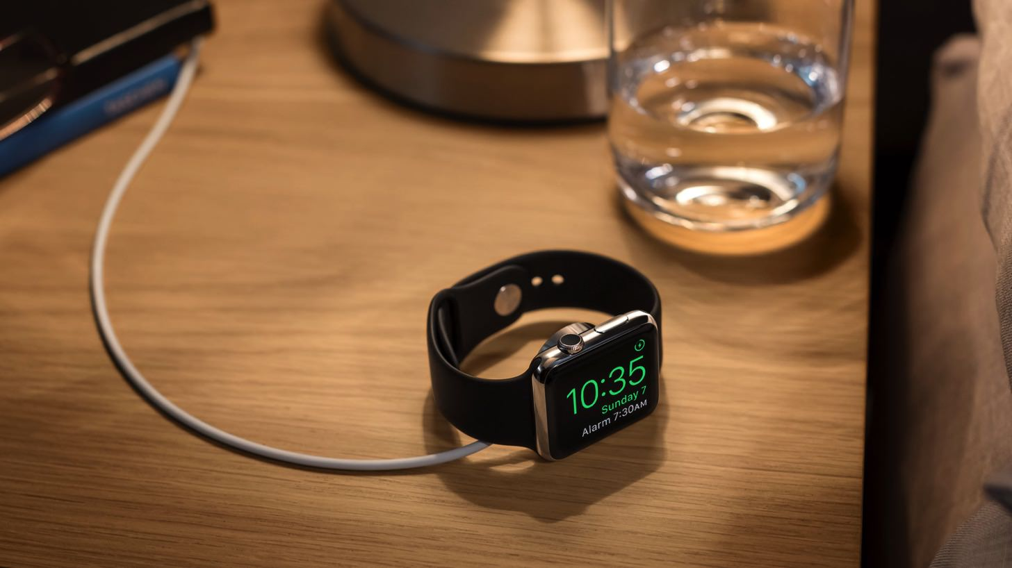 watchOS 2はナイトスタンドモードが搭載