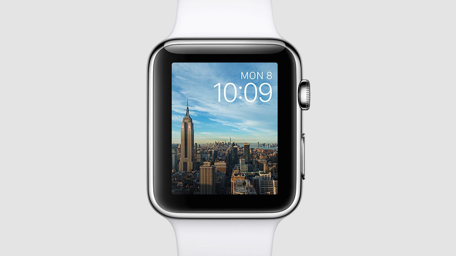 watchOS 2は新しい文字盤を追加