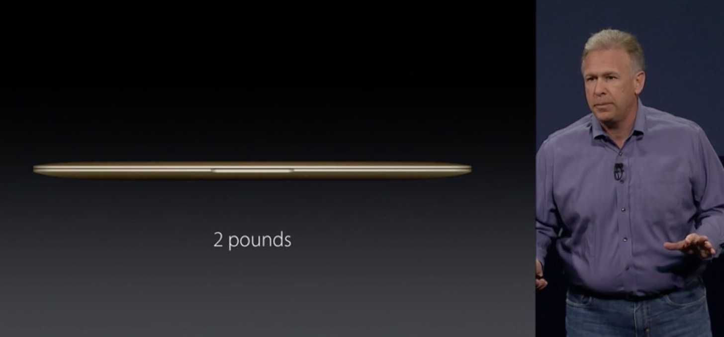 New macbook gold 20157