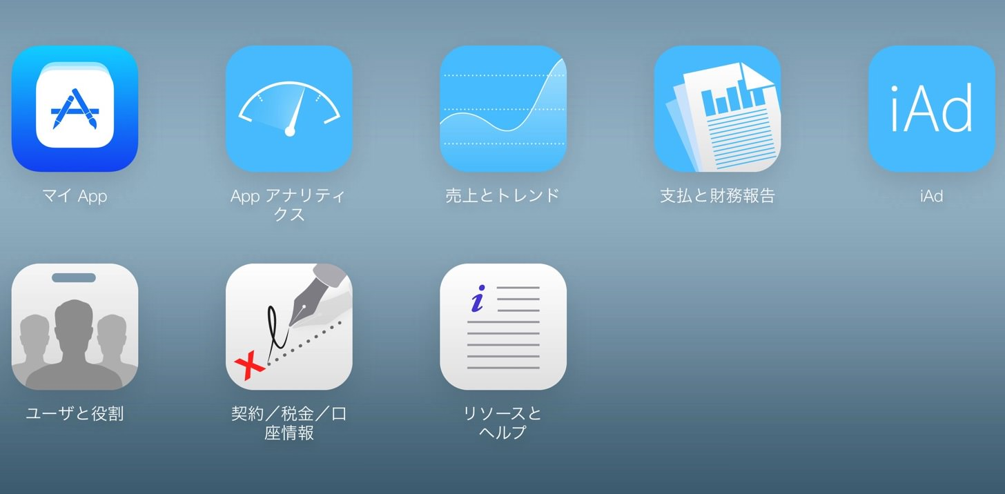 iTunes Connect