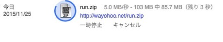 Run zip google dns