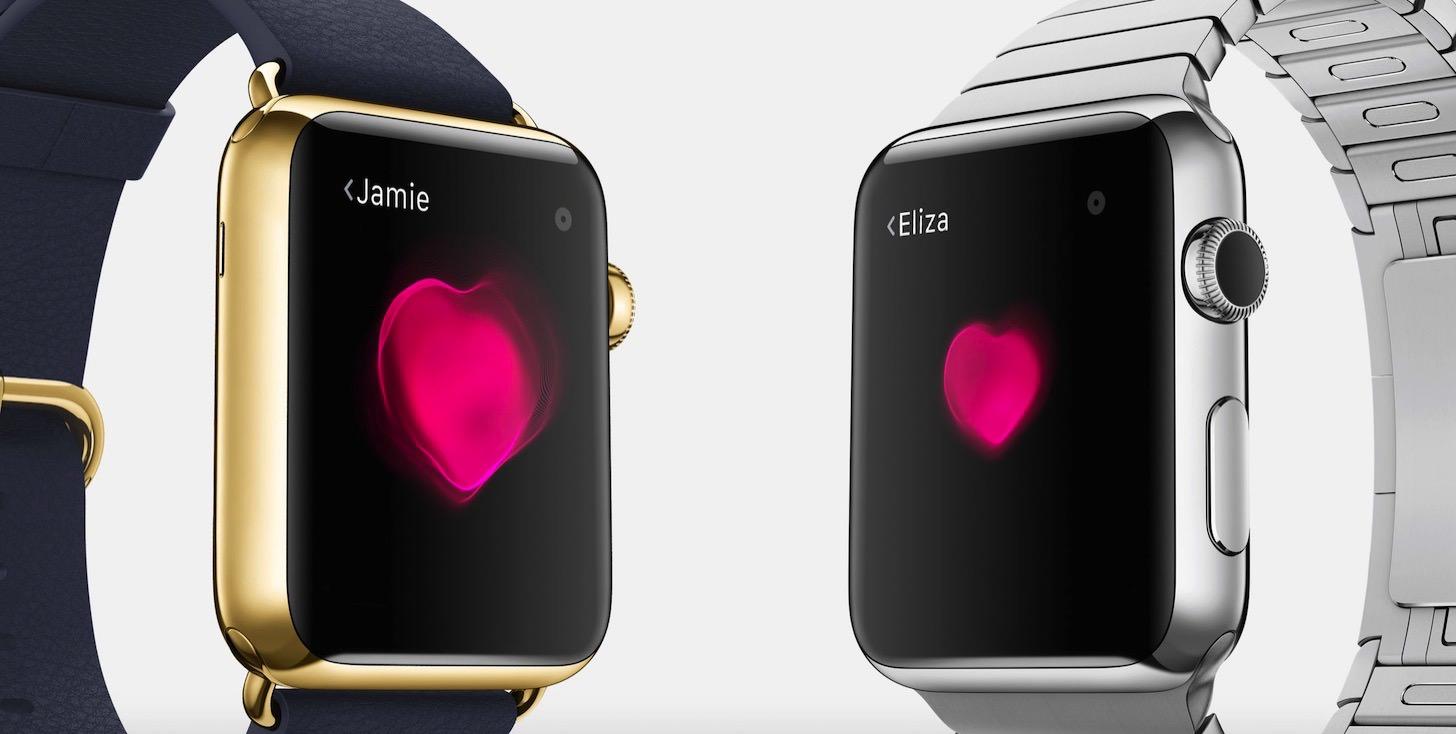 「Apple Watch、予約なしだとほぼ買えないと思って。」
