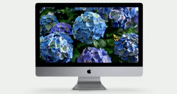 2015年、iMac 8Kディスプレイモデルが登場確実か?