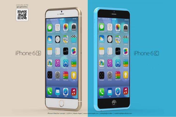 iPhone 6s & iPhone 6c
