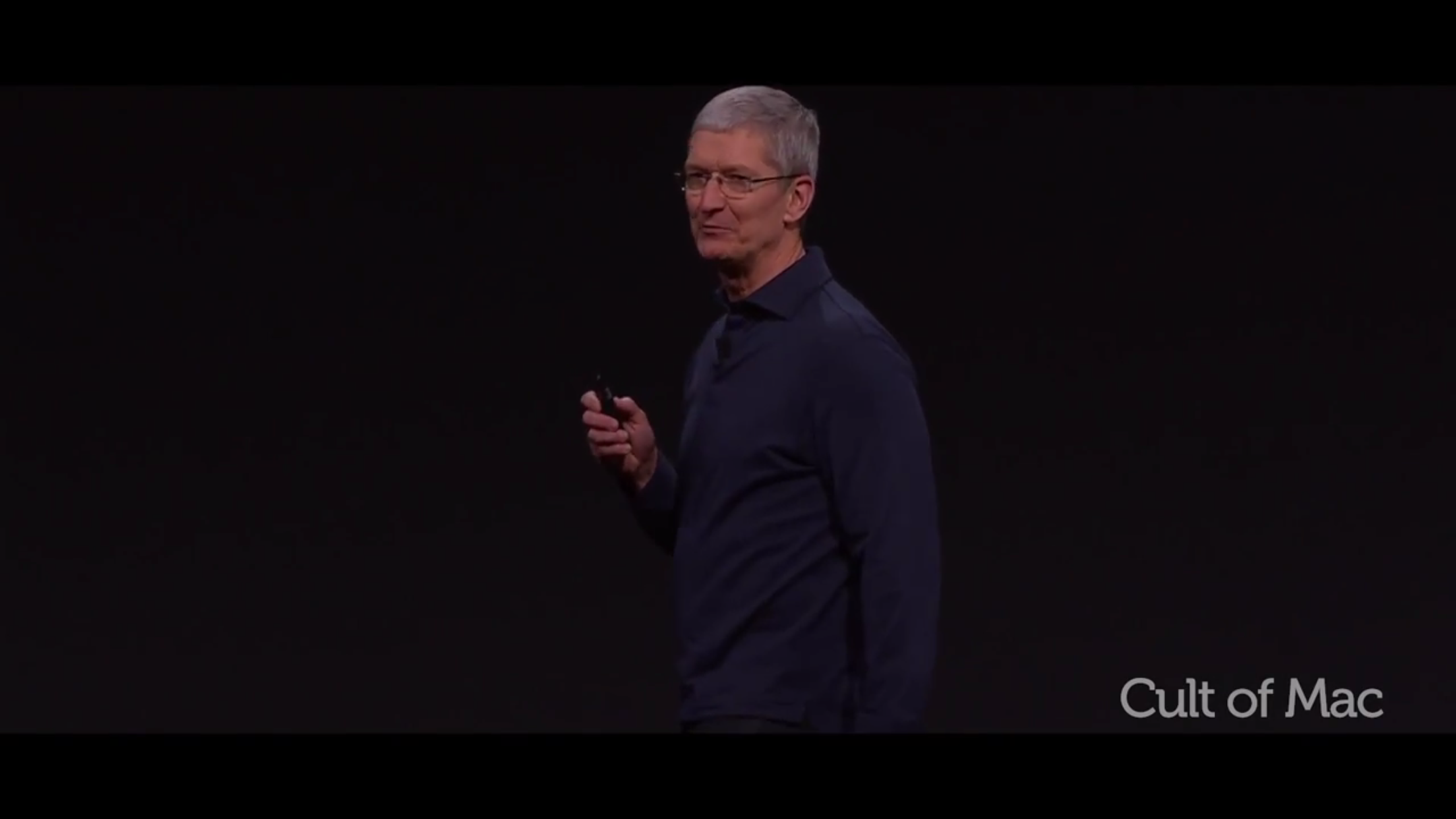 Apple CEO ティム・クック