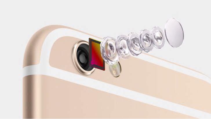 iPhone 6sのカメラ、ついに1,200万画素の世界へ突入か。