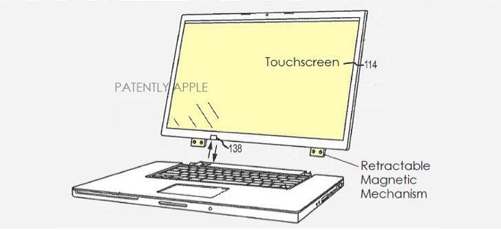 Surface BookのようなAppleの特許。