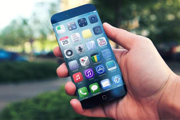 iPhone 8 有機EL
