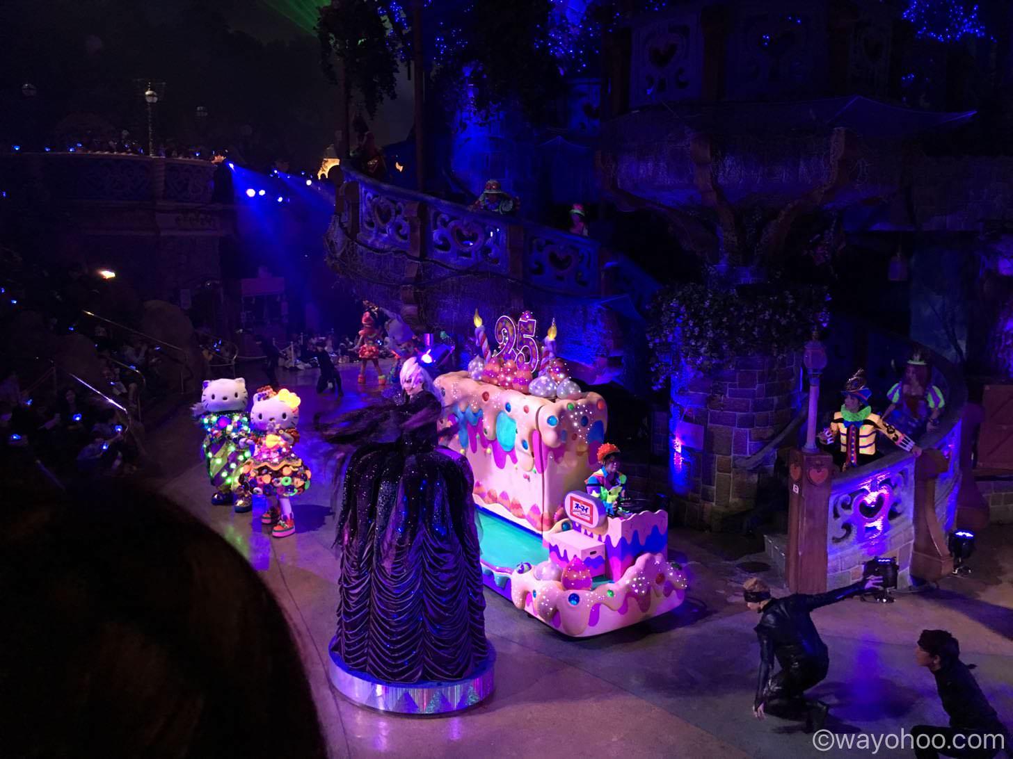 Miracle Gift Paradeの魔女