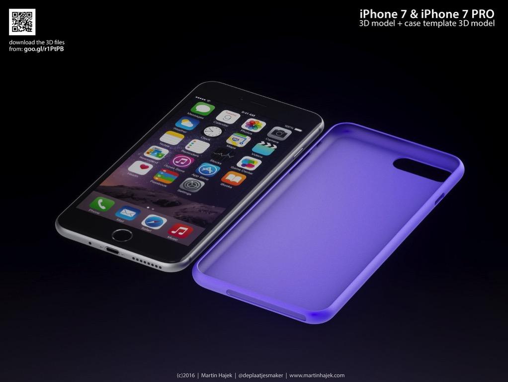 iPhone 7(Pro)のカバー