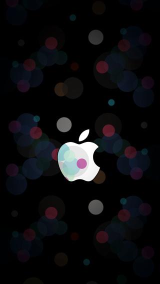 Apple September 7 event wallpaper ar7 inspired logo