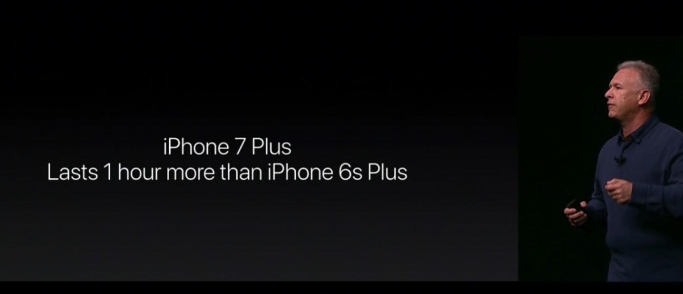 Announced iphone 7 battery000