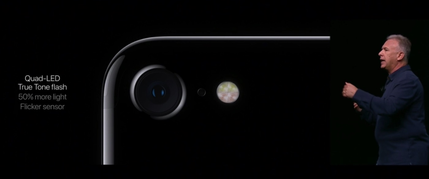 Announced iphone 7 camera2