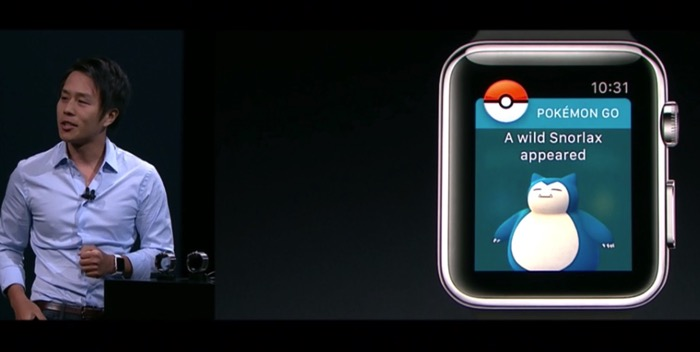 Announced pokemon go for iphone2