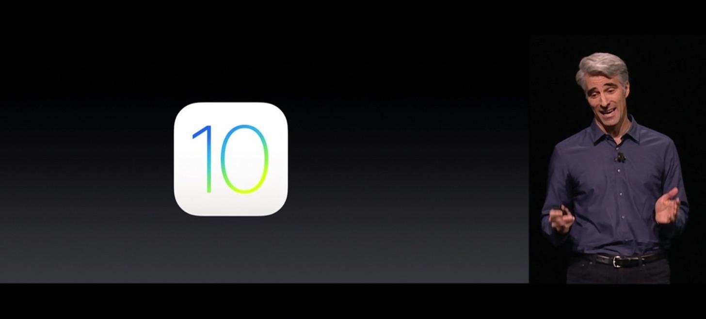 iOS 10の新機能