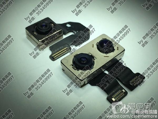 iPhone 7 デュアルカメラ