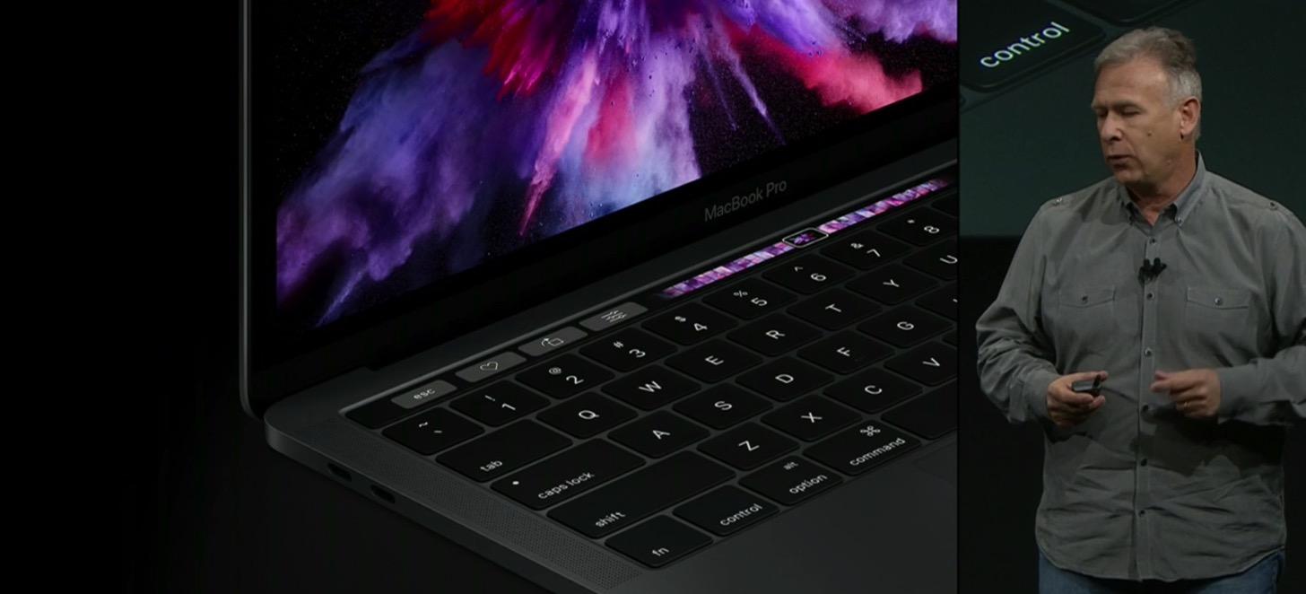 MacBook Pro 13インチ/15インチ Touch Bar