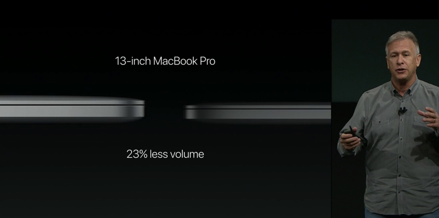 Equipped with a touch Bar the new macbook pro 13 and 15 inches in appearance5