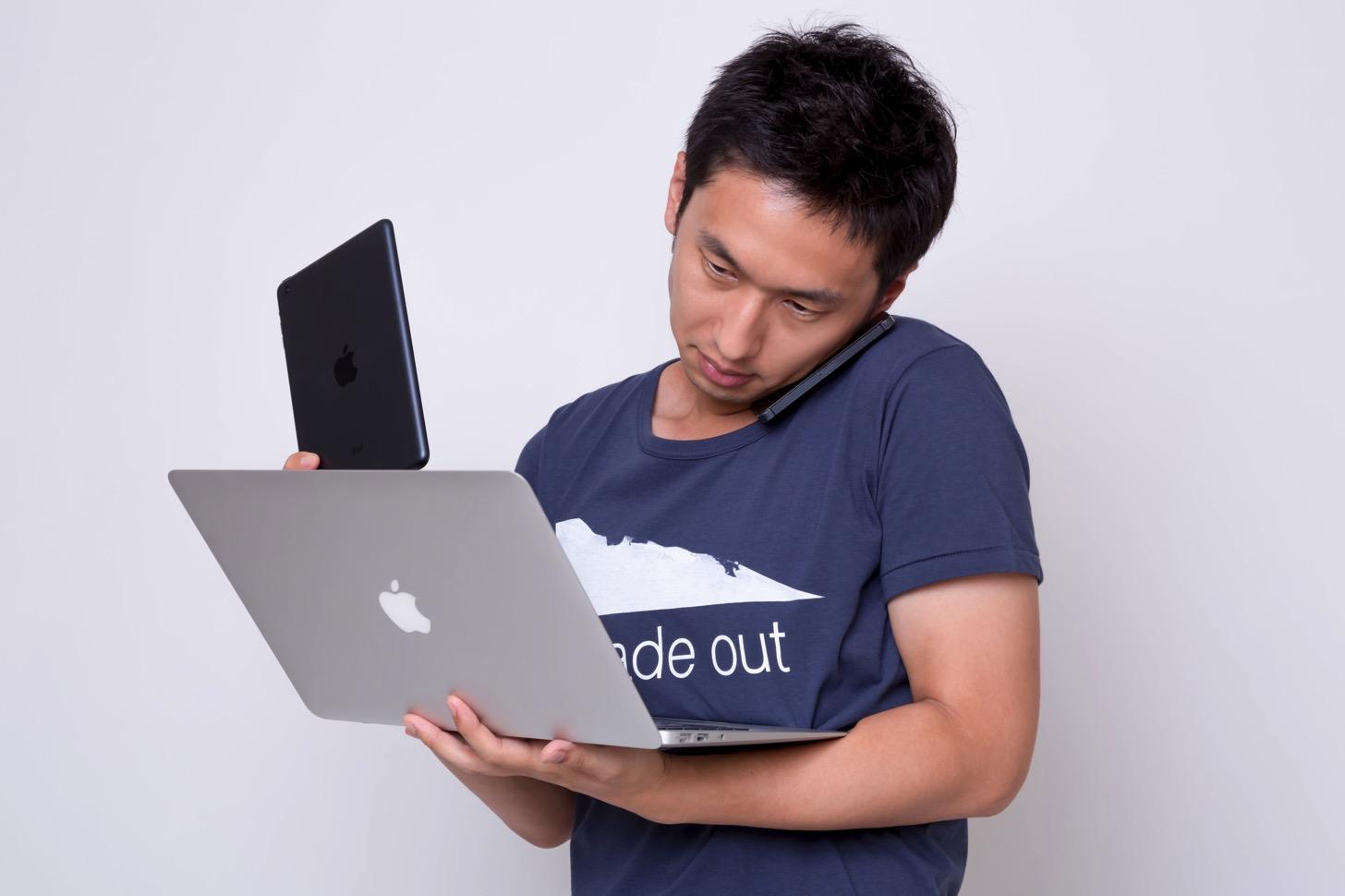 Macのデスクトップや書類フォルダのファイルをiPhone/iPadから確認できる「iCloud Drive」の使い方