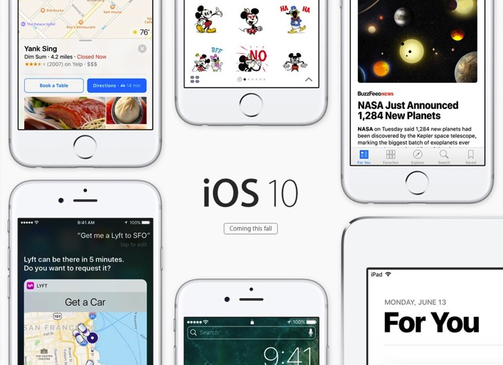 Ios 10 and macos sierra and watchos 3 and tvos preview pages