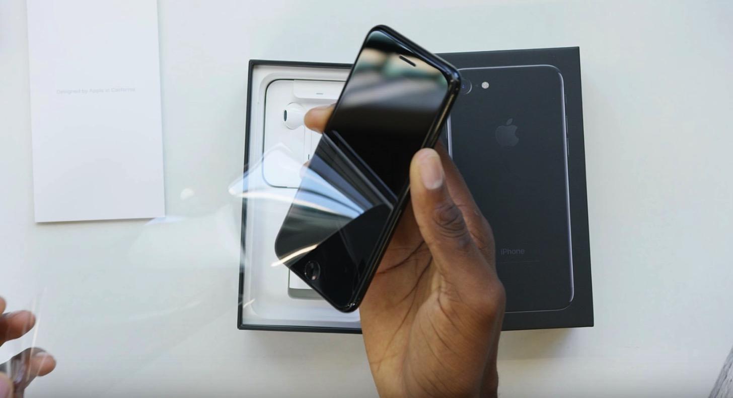 iPhone 7 / iPhone 7 Plusの開封の儀・動画