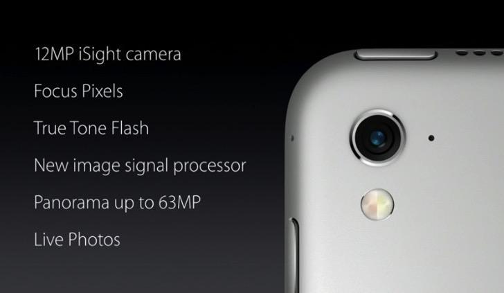 iPad Pro '9.7インチのカメラはLive Photosに対応。