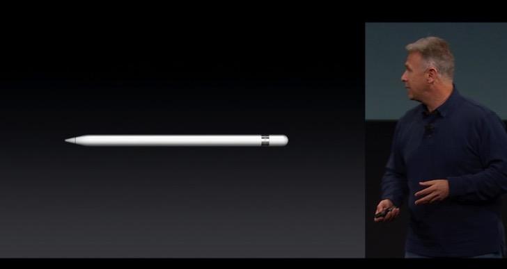 iPad Pro 9.7インチはApple Pencilに対応。