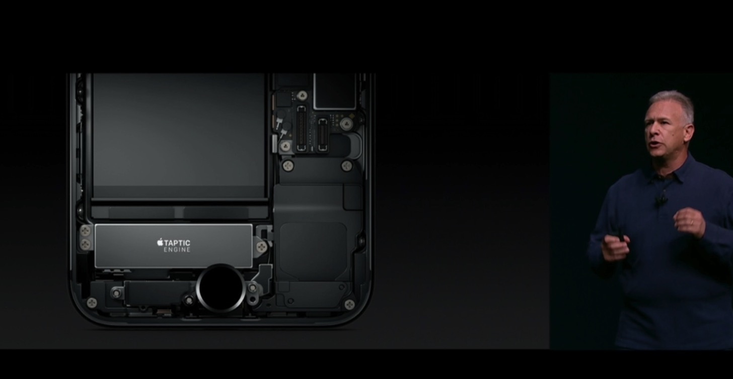 Summary of iphone 7 and iphone 7 plus new functions 6
