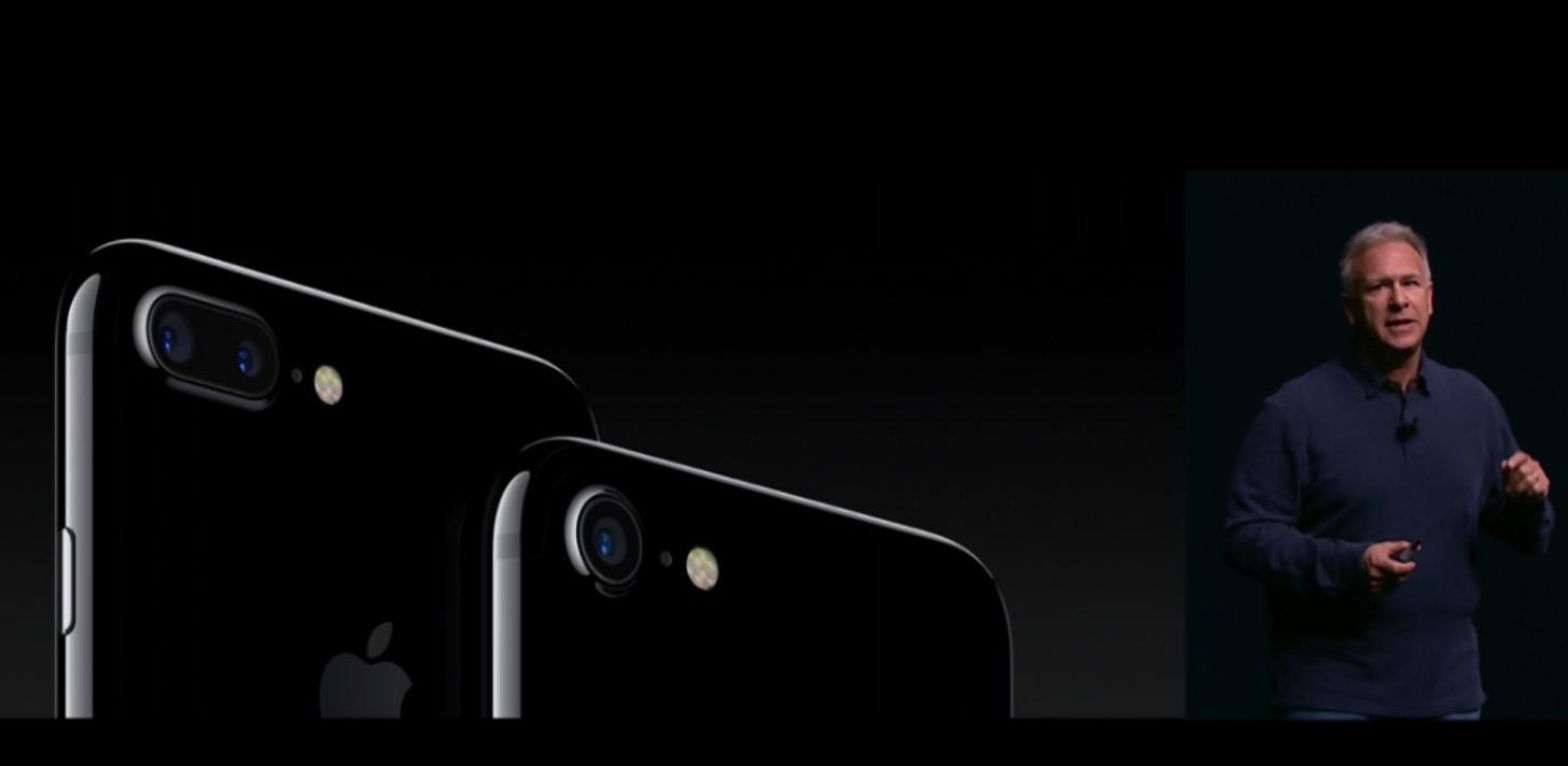 iPhone7とiPhone7Plusの新機能まとめ。