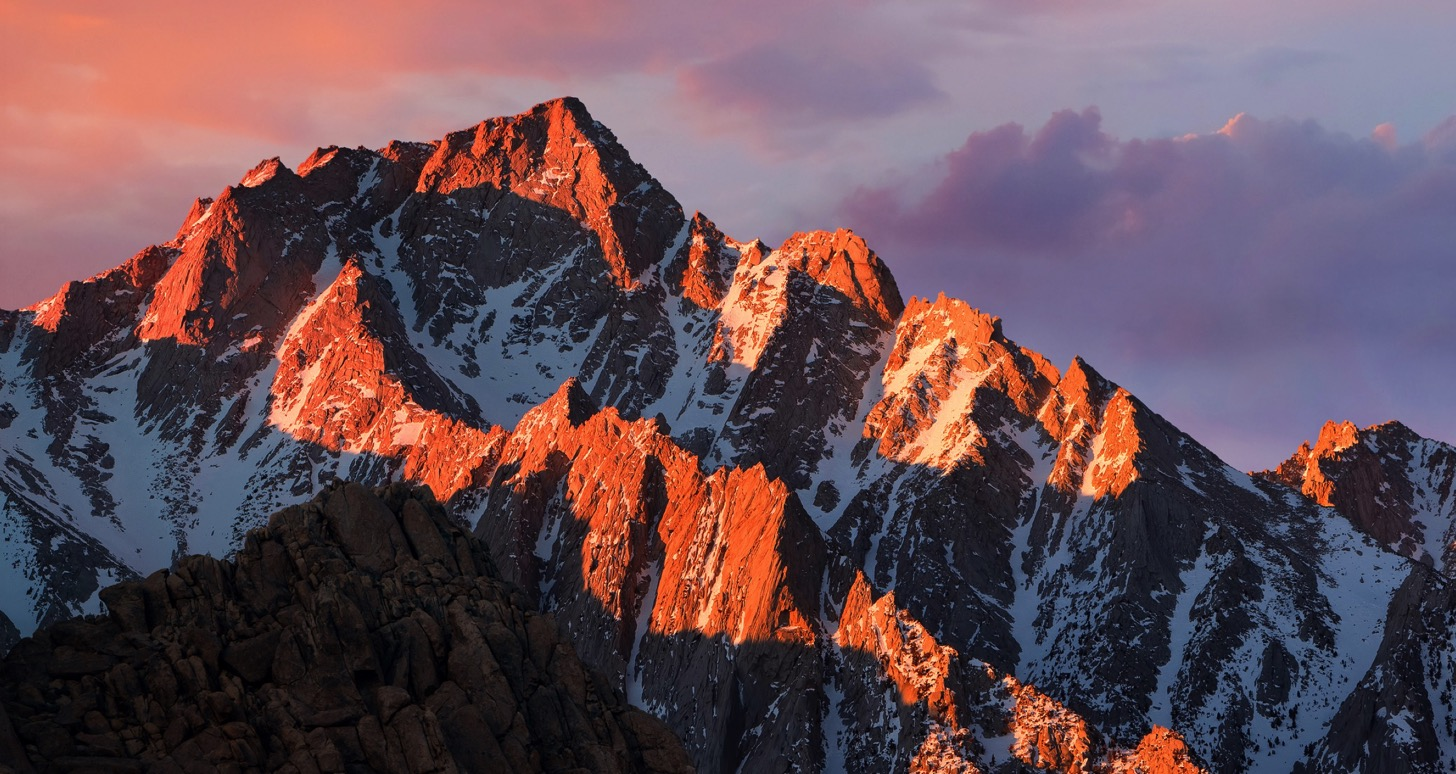 What is the meaning of the macos sierra