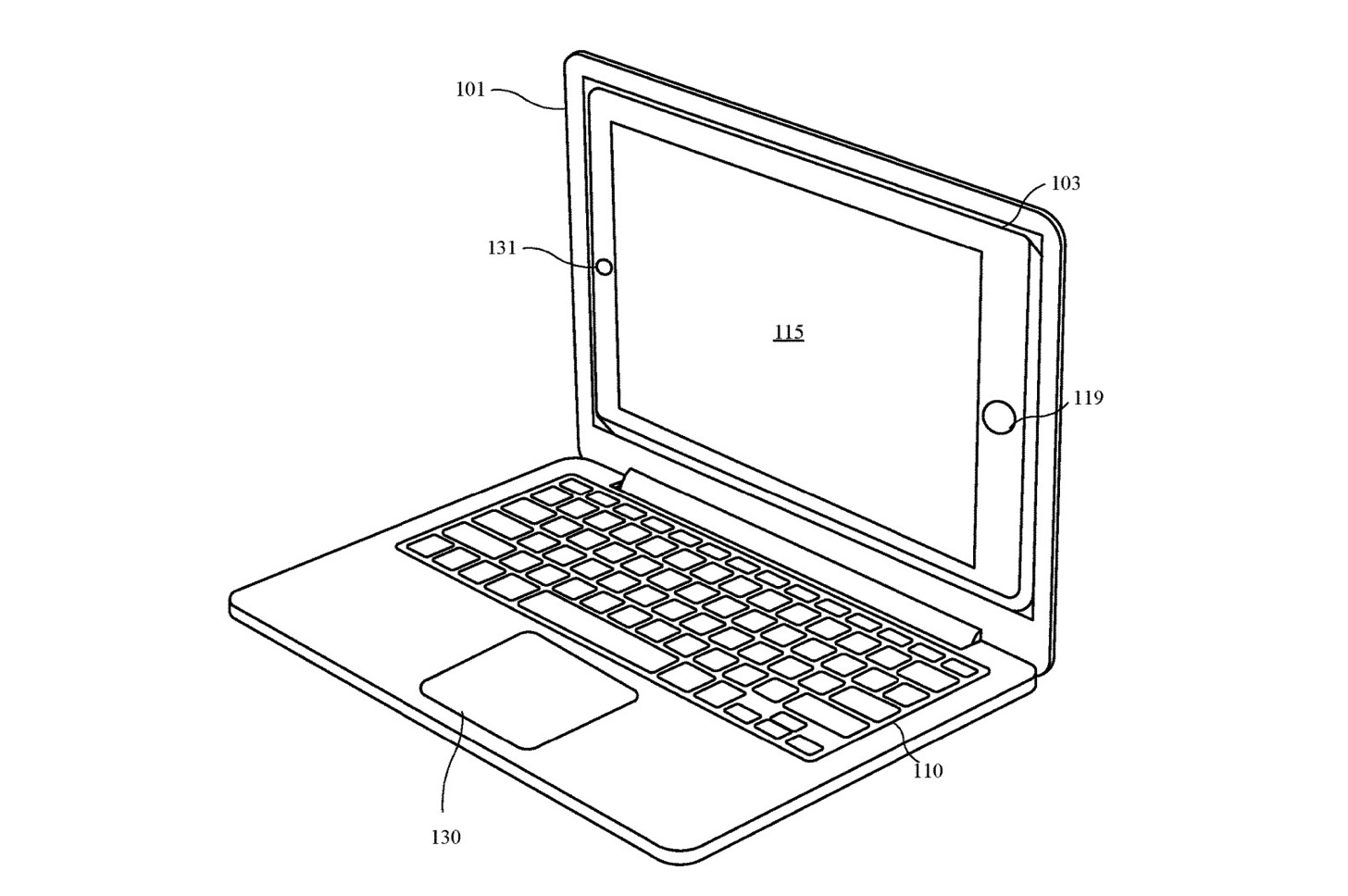 Apple is applying for a patent that turns iphone and ipad into laptops2