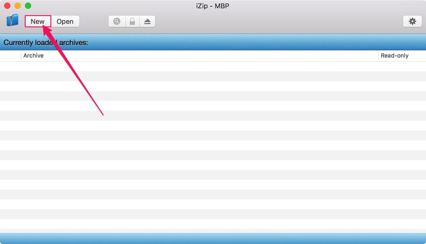 how to open password protected zip mac